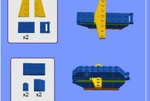 lego bouwvoorbeelden