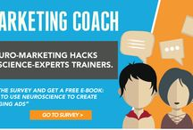 Your Neuromarketing Coach / Become a Neuromarketing expert - take our Online Courses