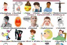 Krankheiten