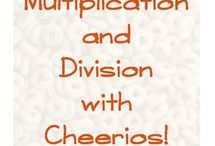 Maths / Multiplication and division