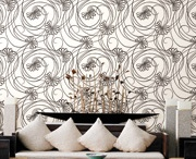 Colour Trends: Black and White / by Crown Wallpaper & Fabrics