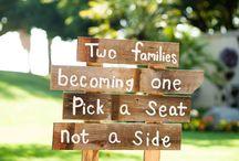Wedding Reception/Venue Ideas