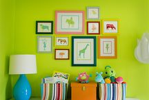 Nursery/toddler room