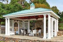 Perfect Pavilions / by Walpole Outdoors