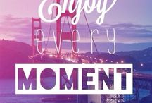 Enjoy / Moments