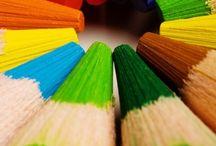 Colors / by Eva Potter