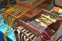 Weaving/Cardboard