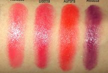 Oslo Cosmetics Swatches / by Luna Gray