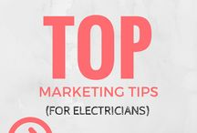 Electronic Wholesalers Online Blog / We're hooking you up to some hot marketing and business tips for electricians in Australia.