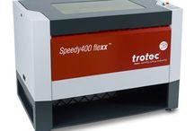 Equipos láser Trotec / La tecnología más avanzada en láser co2 o fibra. #Grabarláser és fácil, sencillo y económico con #TROTEC. Más información www.framuntechno.com