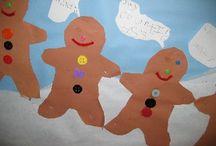 gingerbread unit / by Jennifer Bruce