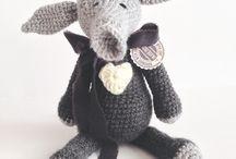 Crochet Toys by Ircsi Sufni