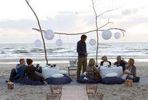 Bruiloft strand