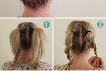 Волосы метисов