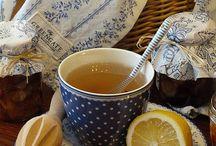 Pečené a jiné čaje