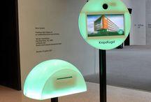 Ab jetzt mit Drucker! #designpreis #knipskugel #skulpturprojekte