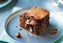 Brownies / Small bite-size chocolate pieces of gooey cake - what more could you possibly want?! / by Sainsbury's Magazine