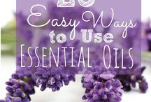 Essential Oils Facts & Other InterestingTidbits / All about Essential Oils & Other Interesting Tidbits