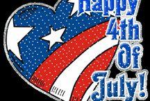 Patriotic - 4th of July