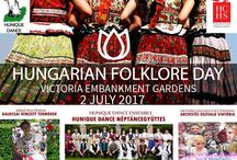 Hungarian Folklore Day in London 2017