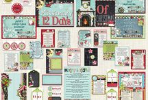 Missionary 12 Days of Christmas Kit / LDS Missionary Care Packages
