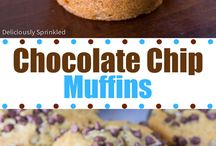 Muffins and cookies