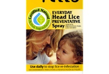 Quit Nits / A Natural, Non-toxic Head Lice Treatment / by Hyland's, Inc.