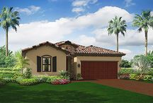 Isles at Oasis / Capri Singel Family Homes and Martinique Townhomes located in Homestead, FL. / by Lennar Miami