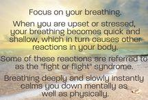 Mindful Breathing: Juste Etre