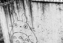 Totoro and other Ghibli