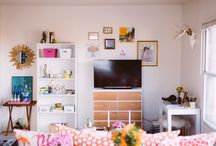 Apartment Inspirations / by Charaze Ugmad
