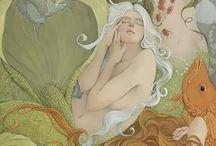 Mermaids Welome / by Debra-Carolyn Morris Brennan