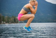 Athletic Photo Shoot Ideas / by Jaimi Ellison