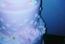 floral cake / ErminiaCake