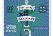 Club Summer Rock Festival Suite