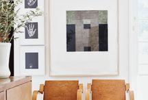 White Walls / Home decor and interior design ideas featuring bright white walls.