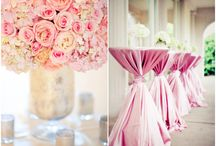 Pink Wedding / #Wedding  #Fashion #Boda #Sueño #Amor #pink #trend #romantic #inlove