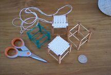 Casas de Muñecas: Complementos / Ropa, accesorios y complementos para los muñecos de mi casa de muñecas.