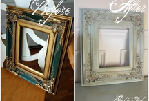 furniture painting with chalk paint