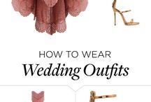 Strój na wesele