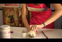 decoupage ricepaper