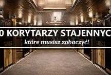 20 korytarzy stajennych, które musisz zobaczyć!
