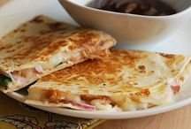 Pizza/Quesadillas