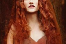 Red Hair / Because it beautiful