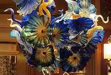 Hand Blown Art Glass / A collection of our favorite hand blown art glass pieces!