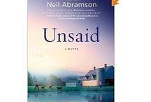 "Books / ""Unsaid"" by Neil Abramson is a wonderful story of the Human-Animal Bond! Heigjly recommended by PPC Magazine!"