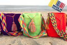 Wayuu Style Bags