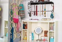 Home: Children's Bedrooms / ideas to inspire a creative and organized child's room!