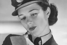 WRAF - The Womens Royal Airforce + WAAFs / The most amazing service ever.