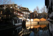 Colmar-Strasburgo / La magia del Natale la trovi qui: le luci, i profumi, i suoni e i colori della Festa.